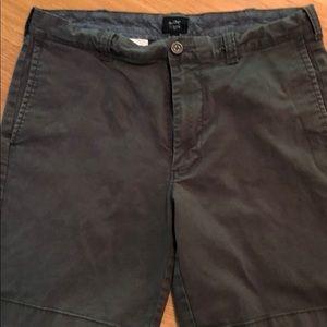 JCrew Men's Flex Chino Shorts